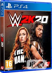 Wwe 2K20 Ps4 Video Game | Video Games for sale in Lagos State, Ikeja