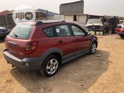 Pontiac Vibe 2004 Automatic Red | Cars for sale in Lagos State, Ojodu