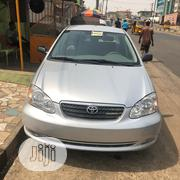 Toyota Corolla 2007 Silver | Cars for sale in Lagos State, Ikeja