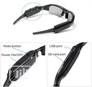 HD Mini Wearable Surveillance Hidden Camera Sunglasses | Security & Surveillance for sale in Lagos State, Ikeja
