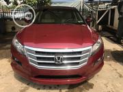 Honda Accord CrossTour 2011 EX-L AWD Red | Cars for sale in Lagos State, Ikeja