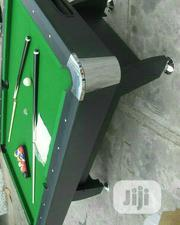 8ft Snooker Board With Complete Accessories | Sports Equipment for sale in Lagos State, Surulere