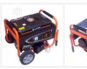 Lutian 3.5KVA Generator Key Start And Wheel- LT3600 100% Copper | Other Services for sale in Abuja (FCT) State, Kubwa