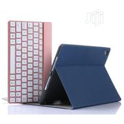 Vodool F19 Bluetooth Keyboard Smart Folio Case For iPad Pro | Tablets for sale in Lagos State, Ikeja