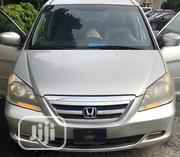 Honda Odyssey 2006 LX Silver | Cars for sale in Lagos State, Ikeja
