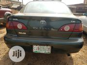 Toyota Corolla 2001 Green | Cars for sale in Lagos State, Agege