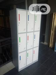 Workers Locker Silver | Furniture for sale in Lagos State, Ojo