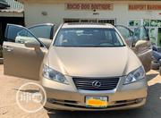 Lexus ES 2009 350 Gold | Cars for sale in Abuja (FCT) State, Central Business District
