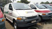Toyota Hiace Bus 2000 White | Buses & Microbuses for sale in Lagos State, Apapa