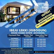 Rigini Homes Estate (Ibeju-Lekki) | Land & Plots For Sale for sale in Lagos State, Ibeju