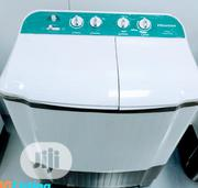 Brand New Hisense 10kg Washing Machine Wash and Spinning Full Option | Home Appliances for sale in Lagos State, Ojo