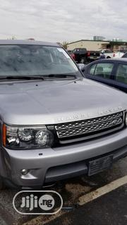 Land Rover Range Rover Sport 2010 HSE 4x4 (5.0L 8cyl 6A) Gray   Cars for sale in Lagos State, Ojota