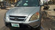 Honda CR-V 2.0i ES Automatic 2004 Silver   Cars for sale in Lagos State, Ikeja