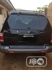 Nissan Pathfinder 2002 SE AWD SUV (3.5L 6cyl 4A) Black | Cars for sale in Lagos State, Ikorodu