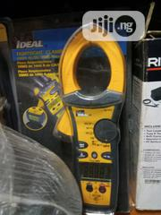 AC/DC Digital Clamp Meter (Ideal) | Measuring & Layout Tools for sale in Lagos State, Ojo