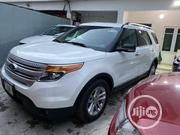 Ford Explorer 2015 White | Cars for sale in Lagos State, Ikeja