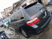 Honda Odyssey 2007 Gray | Cars for sale in Lagos State, Ikeja