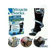 Unisex - Anti-fatigue Compression Miracle Socks | Clothing Accessories for sale in Lagos State, Ikeja