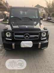 Mercedes-Benz G-Class 2017 Black | Cars for sale in Lagos State, Isolo