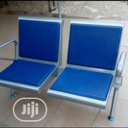 Classic Heavy Pan Iron 2 Seaters Chair With Fibre Pad on It. | Furniture for sale in Rivers State, Port-Harcourt