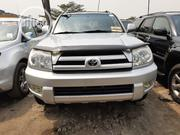 Toyota 4-Runner Limited 4x4 V6 2005 Silver | Cars for sale in Lagos State, Apapa