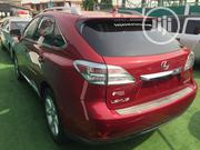 Lexus RX 350 2010 Red   Cars for sale in Lagos State, Ifako-Ijaiye