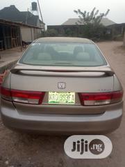 Honda Accord Automatic 2004 Gold | Cars for sale in Oyo State, Ibadan
