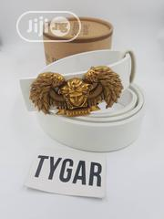 Versace Tygar Leather Belts | Clothing Accessories for sale in Lagos State, Lagos Island