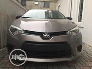 Toyota Corolla 2015 Beige | Cars for sale in Lagos State, Ajah