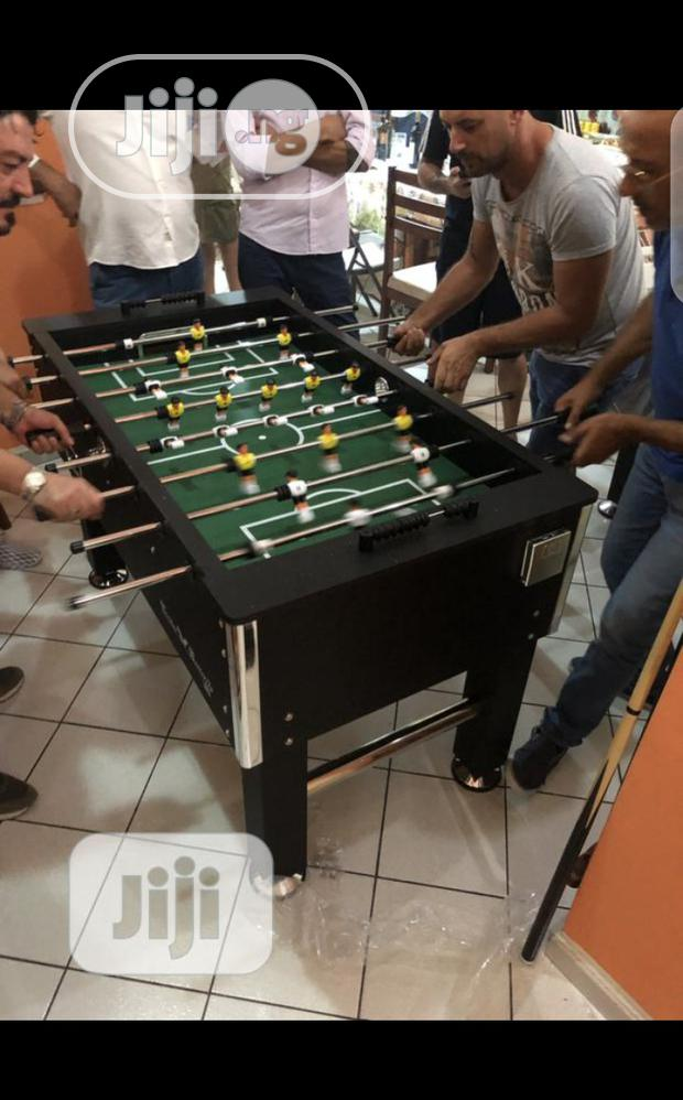 Quality Standard Soccer Table
