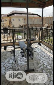 Weight Lifting Bench With Multipurpose Use | Sports Equipment for sale in Lagos State, Ibeju