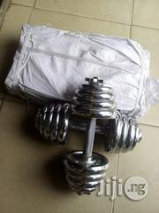 20kg Dumbell | Sports Equipment for sale in Lagos State, Ikeja