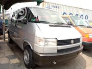 Silver Volkswagen Multivan | Buses & Microbuses for sale in Lagos State, Apapa