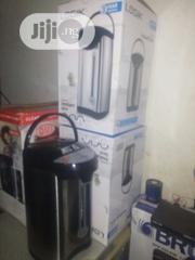 Portable 5L Capacity Hot And Warm Water Dispenser | Kitchen Appliances for sale in Enugu State, Enugu