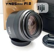 Yongnuo YN 85mm F/1.8 Lens For Nikon F | Accessories & Supplies for Electronics for sale in Lagos State, Lagos Island