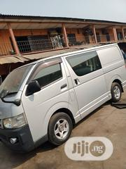 Very Neat Tokunbo Toyota Haice Bus 2010 Silver | Buses & Microbuses for sale in Lagos State, Surulere