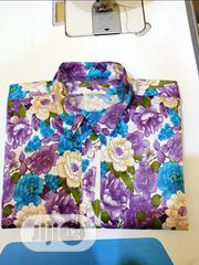 Floral Shirt | Clothing for sale in Lagos State, Egbe Idimu