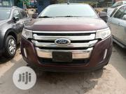 Ford Edge 2011 SE 4dr FWD (3.5L 6cyl 6A) Red | Cars for sale in Lagos State, Amuwo-Odofin