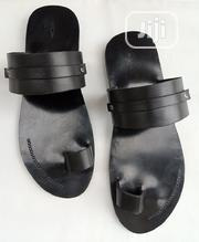 Men Casual Slipper - Black | Shoes for sale in Lagos State, Ojodu