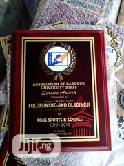 Quality Award Plaques | Arts & Crafts for sale in Lagos State, Mushin