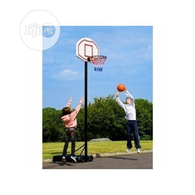Archive: SHARE THIS PRODUCT Basketball Pro Adjustable Basketball Stand Set