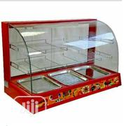 (RED)3plates 2layers Snacks Warmer/Display Warmer | Restaurant & Catering Equipment for sale in Lagos State, Ojo