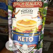 Birch Benders Keto Pancake & Waffle Mix | Vitamins & Supplements for sale in Lagos State, Ikeja