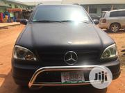 Mercedes-Benz M Class 2002 Black | Cars for sale in Edo State, Benin City