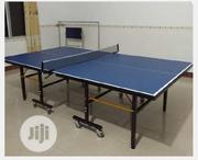Quality Standard Outdoor Waterproof Table Tennis Board With Bats,Balls | Sports Equipment for sale in Lagos State, Ikorodu