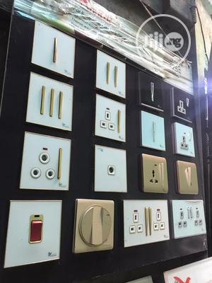All Kinds Of Switches And Sockets Available