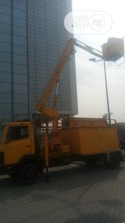 Truck Mount Lift | Manufacturing Materials & Tools for sale in Lagos State, Victoria Island