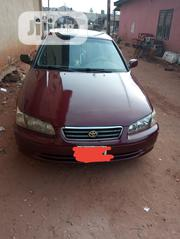 Toyota Camry 2002 Red | Cars for sale in Edo State, Egor