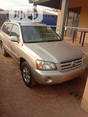 Toyota Highlander 2005 Gold | Cars for sale in Oyo State, Ibadan