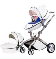 Hot Mum Leather Baby Stroller | Prams & Strollers for sale in Lagos State, Lagos Island